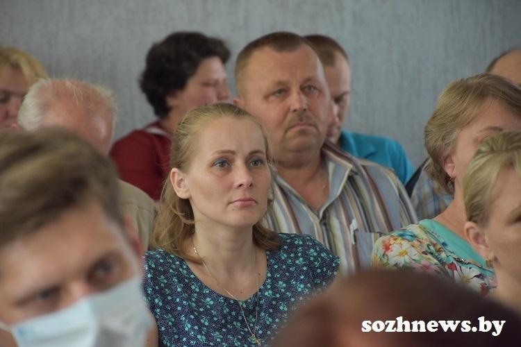В КСУП «Брилево» прошел единый день информирования, где говорили о необходимости тщательного сохранения исторического наследия