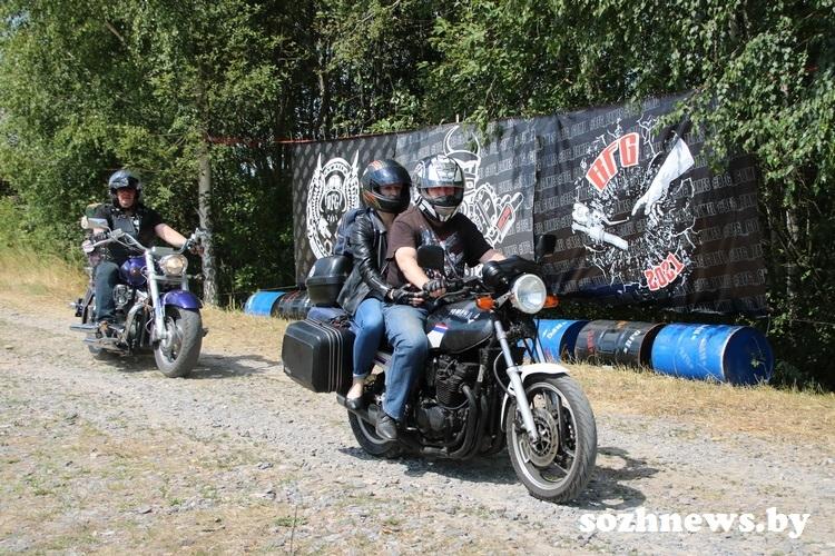 В выходные дни в Гомельском районе пройдет байкер-фестиваль «Bike Fest Gomel 2021»